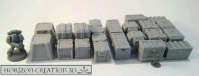 Tech Crates
