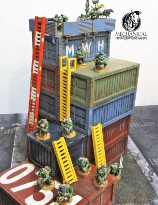 Container Tower