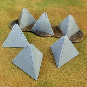 tank traps