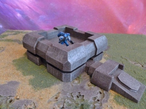 Defense Emplacement