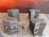 Fortress corner