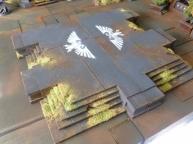 Nemesis landing pad